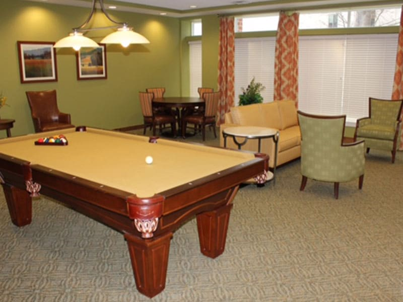 Weinberg South - Billiards Table